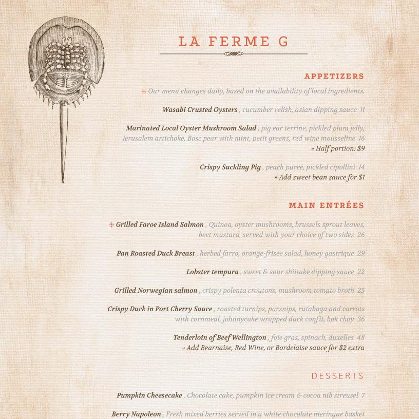 imenupro 183 restaurant menu templates menu software